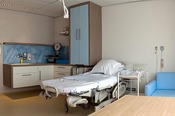 poliklinische geboortekamer
